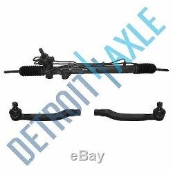 Power Steering Rack And Pinion Assembly + Outer Tie Rods Honda CR-V