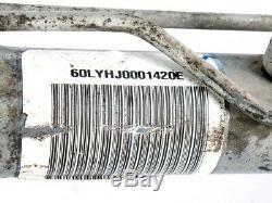 Power Steering Rack Citroen C5 III X7 08- RHD 400165 9801415480
