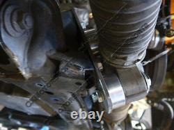 Power Steering Rack Spacer Kit For Mazda RX8 Motor Swap