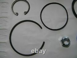 Power Steering Rack and Pinion Complete Seal Kit Chevrolet GMC #RP333
