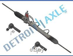 Power Steering Rack and Pinion -Fits Nissan Infiniti Truck's + 2 outer tie rod