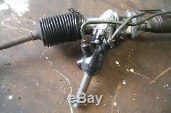 Quick rally power steering rack subaru impreza JDM GC8 1993-2000 turbo RHD 2