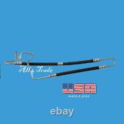 Rack To Pump Power Steering Pressure Hose LF20 PUMP FitBMW E46 323 325 328 330
