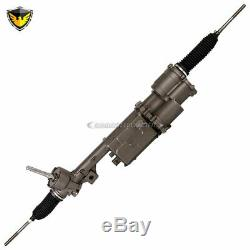 Reman Duralo Electric Power Steering Rack and Pinion For Ford F150 2011-2014 CSW