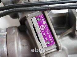 Remanufactured BMW E46 power steering rack PURPLE TAG LHD / suit E30 conversion