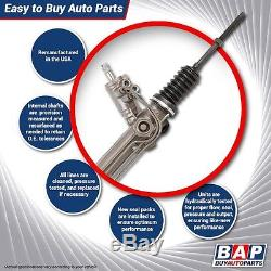 Remanufactured OEM Power Steering Rack And Pinion Assembly For Honda Civic