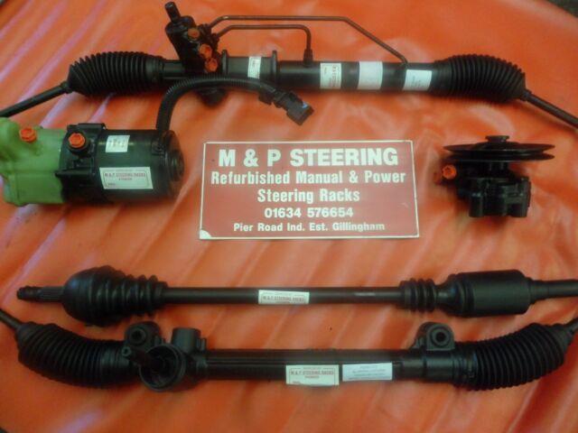 Sierra Cosworth And Sierra 4 X 4 Power Steering Rack Refurbish Your Unit Service