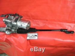 Smart Car 450 Fortwo 98-07 Right Hand Drive Rhd Eps Electric Power Steering Rack