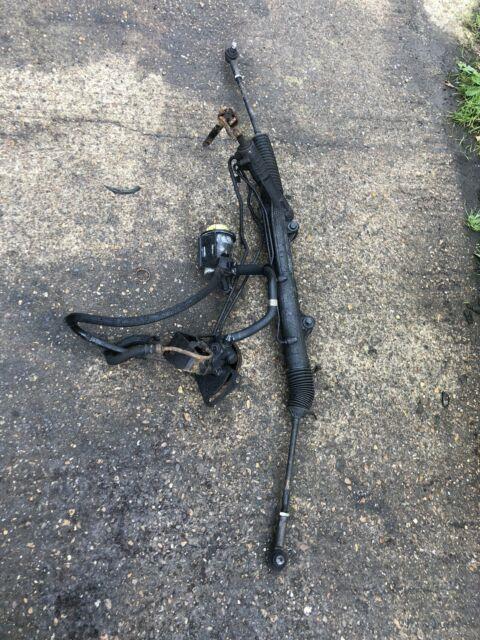 Transit Mk5 Power Steering Rack Pipes & Pump Mk3 Mk4 Conversion