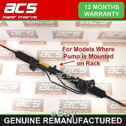 VAUXHALL VECTRA C POWER STEERING RACK 1.9 CDTi 2004 TO 2009 RECONDITIONED