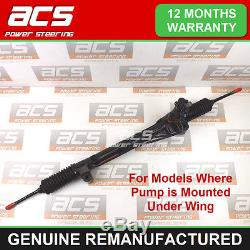 Vauxhall Vectra C Power Steering Rack 2.2 Dti 2002 To 2009 Reconditioned