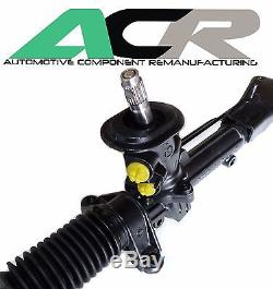 VW Bora 1998 to 2005 (excluding 4WD) Re-manufactured Power Steering Rack