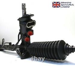 VW Polo 1.2, 1.4, 1.6 2009 to 2014 Genuine Reconditioned Power Steering Rack