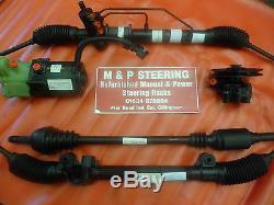 VW Transporter T5 Power Steering rack 2004-2014 Refurbished 1 yrs Guarantee