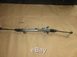 Vauxhall Zafira B 1.9 Diesel CDTI power steering rack 2005-2011 TESTED