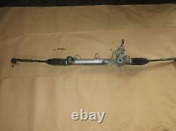 Vauxhall Zafira B 1.9 Diesel CDTI power steering rack 2005-2012 TESTED 100%OK