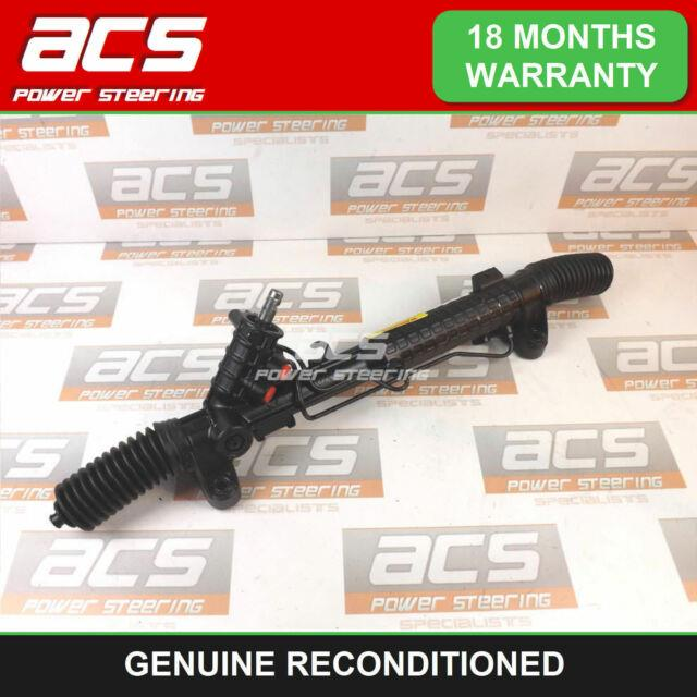 Vw Transporter T4 Power Steering Rack 1990 To 2003 Genuine Reconditioned