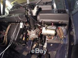 Vw golf mk1 2 electric power steering column complete easysteer pas eps kit rack