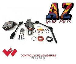 Wicked Bilt Unisteer Power Steering Kit Rack & Pinion Polaris RZR800 RZR800 S 4